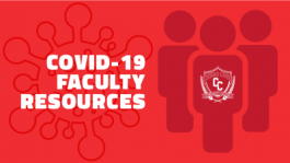 COVID Faculty Resources