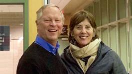 Bishop Community Room Renamed to honor Dr. Terrance K. McAteer