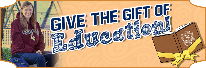 Give the Gift of Education!
