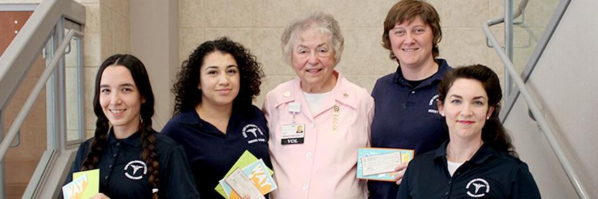 Pink Ladies Scholarship Recipients