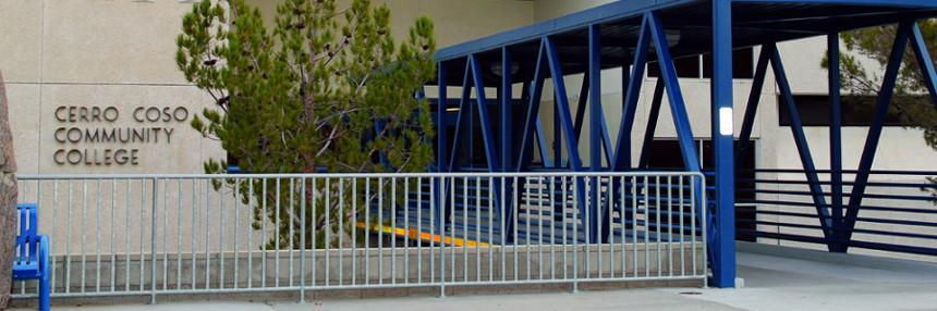 Ridgecrest / IWV Main Entrance