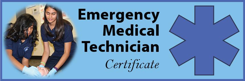 Emergency Medical Technician Certificate