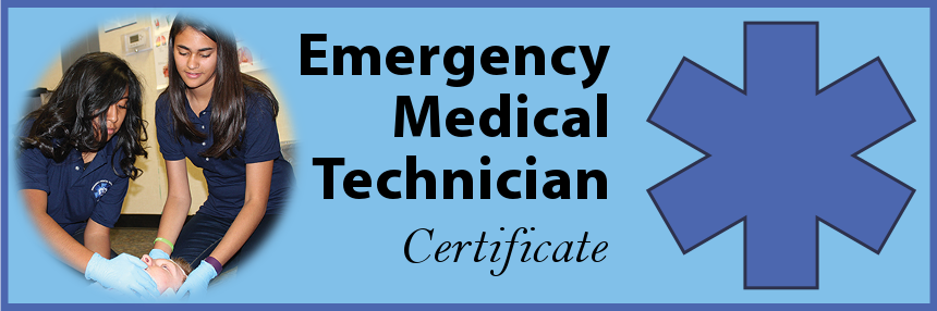 Emergency Medical Technician Certificate