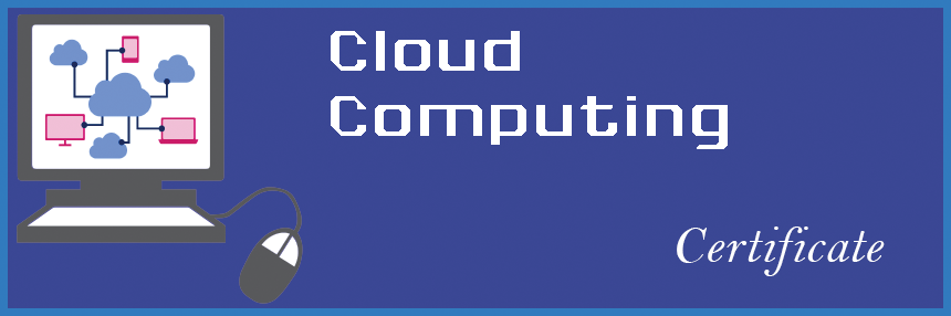 Cloud Computing Certificate Header Image