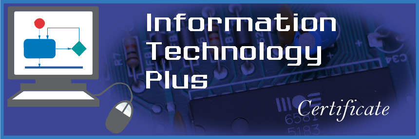Information Technology Plus Header Image