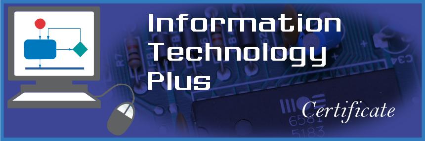 Information Technology Plus Header Image