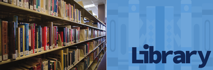 Library Graphic Header Image