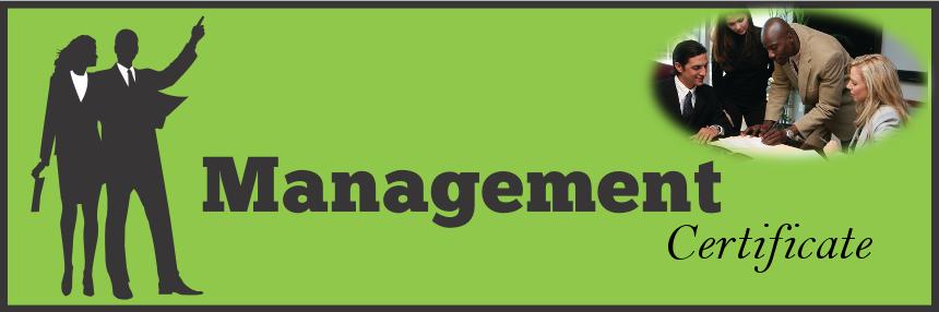Management Certificate