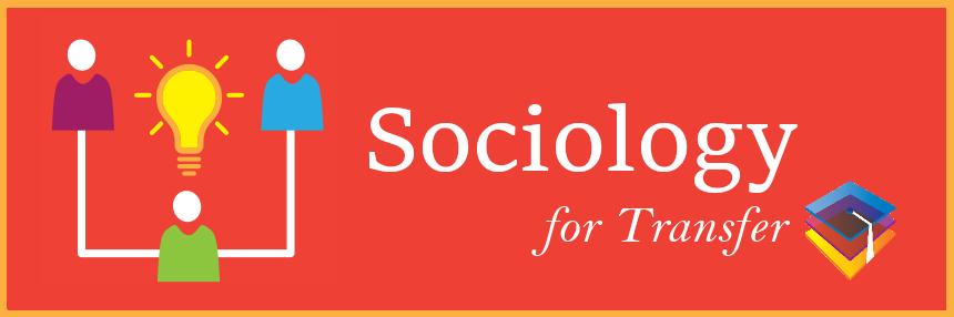Sociology for Transfer