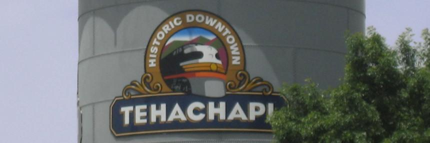 Tehachapi Header Image