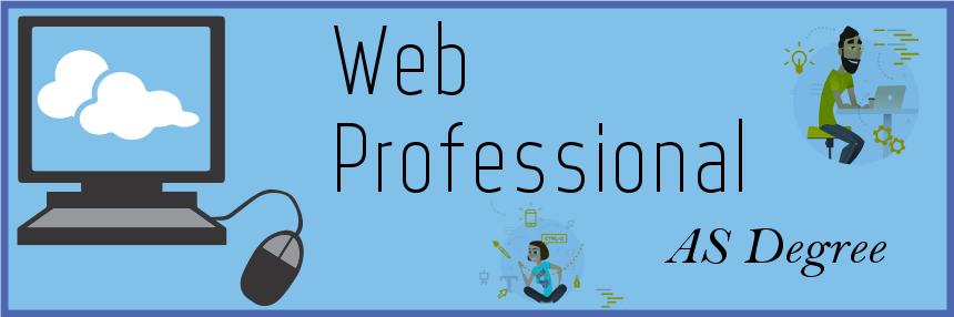 Web Professional AS Degree