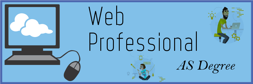 Web Professional AS Degree