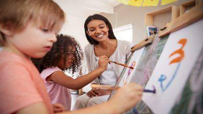 Late Start Child Development Classes