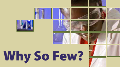 Why so few?