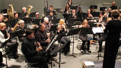 Cerro Coso Band Concert