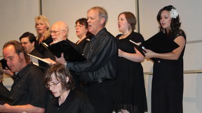 CCCC Choir Winter Concert Dec. 5