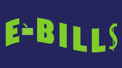 E-BILLS: New Paperless Billing