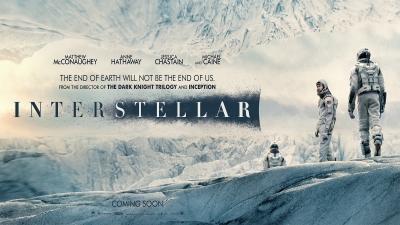 Drive-In Movie Night - Interstellar