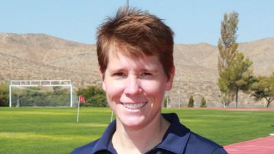Lo Stender New Athletic Trainer