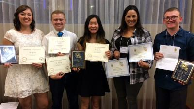 CCCC Honor Society Earns Regional Awards