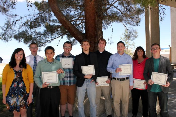 Cerro Coso Holds 30th Annual Student Awards Ceremony