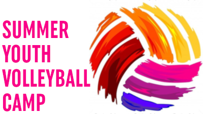 Summer Youth Volleyball Camp at Cerro Coso