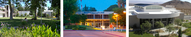 BC, PC and CCCC Campuses