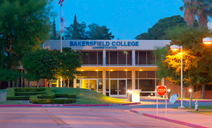 Bakersfield College Administration Building
