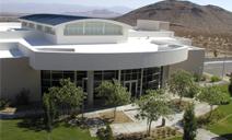 Cerro Coso LRC Building