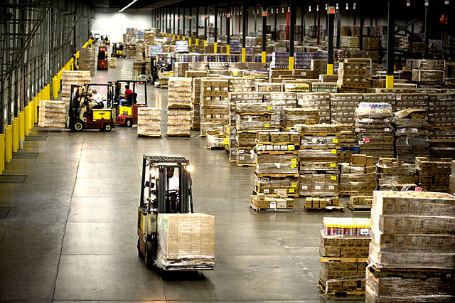 Warehousing and Logistics Training