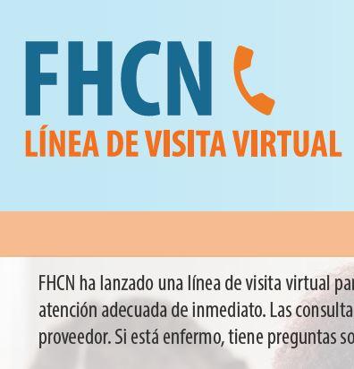 COVID Virtual Testing (Information in Spanish)