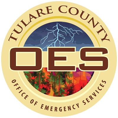 Tulare County OES Logo