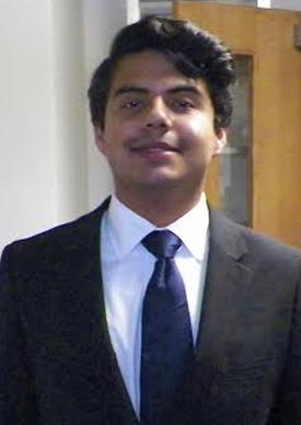 photo of Samuel Perez