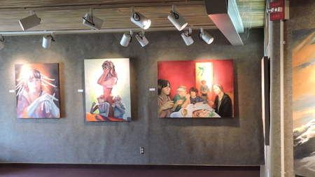 Artwork displayed in the PC Art Gallery.