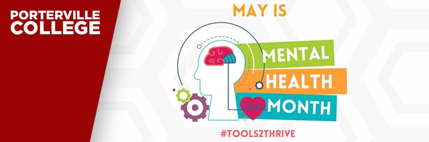 Mental Health Month Web Header 2