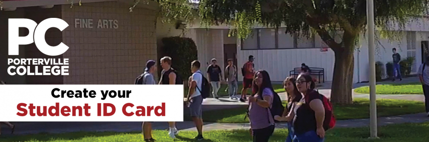 Student ID Page Header