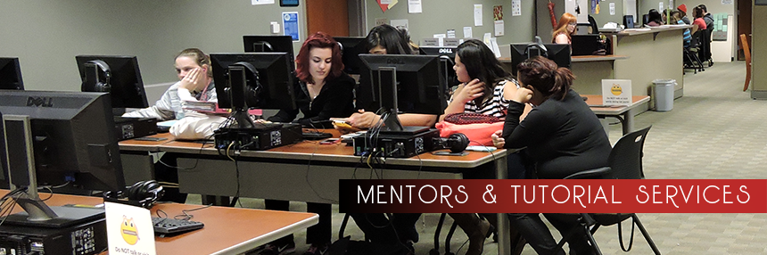 Mentors and Tutorial Services