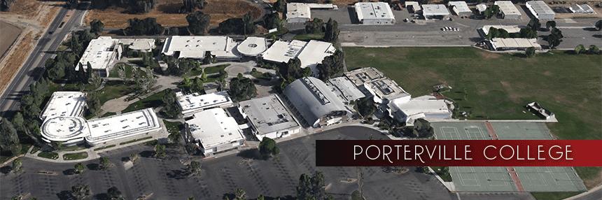 Campus satellite view