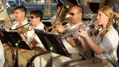 Tule British Brass Band