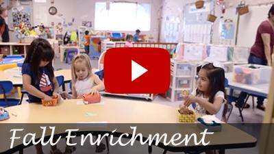 Fall Enrichment Program