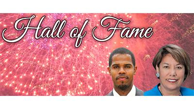 Hall of Fame recipients