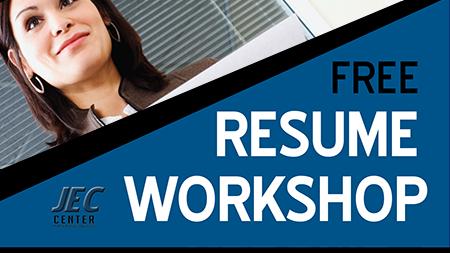 Free Resume Workshop