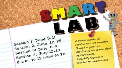 SMART Lab - Summer 2015