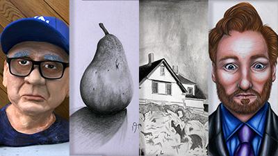 Student Art Exhibit Spring 2015