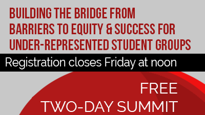 Registration for Free Summit closes Friday at noon